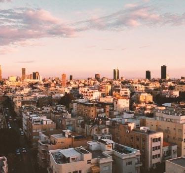 Отель Метрополитен Тель Авив | Местоположение