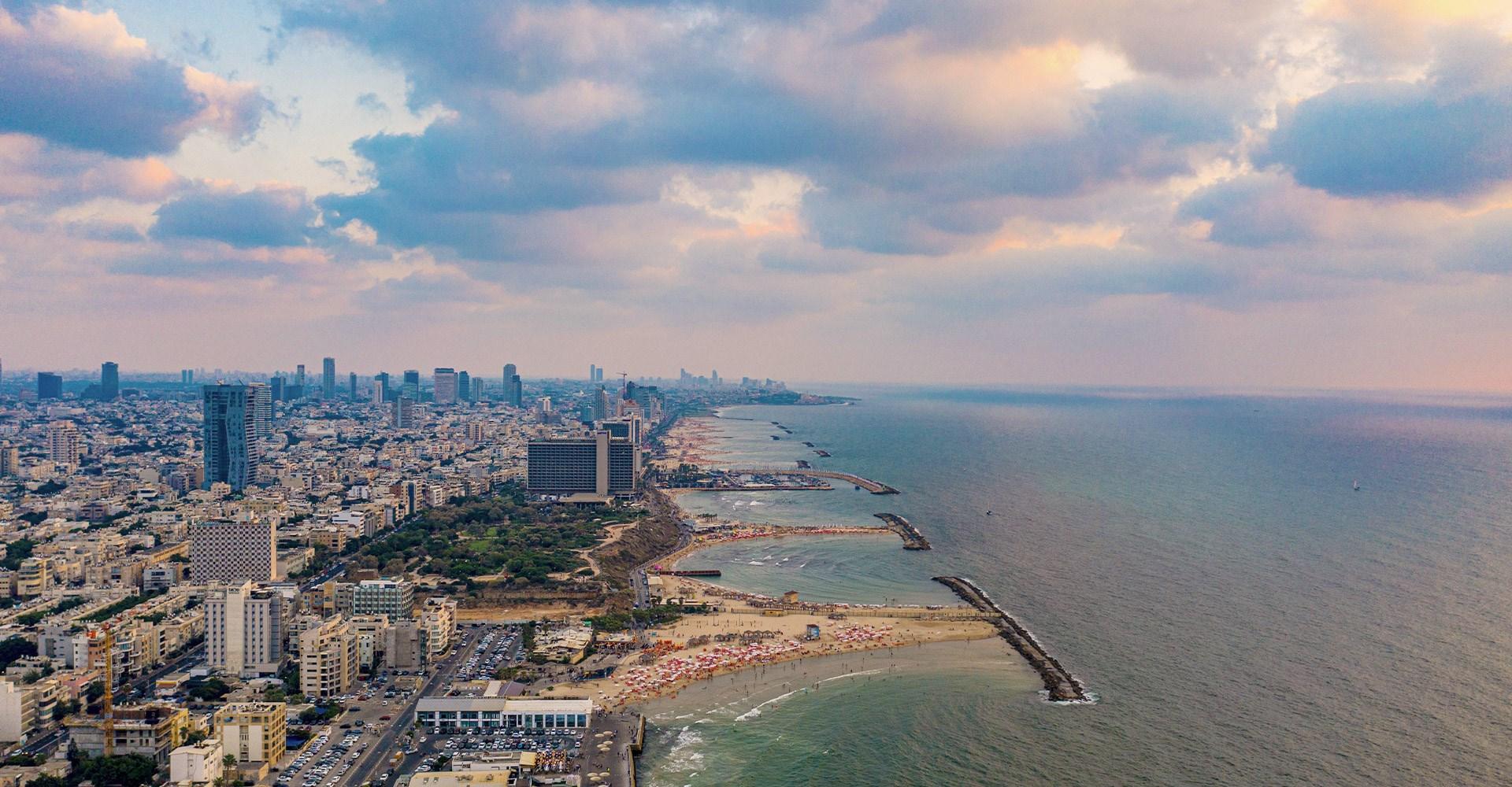 Отель Метрополитен Тель Авив