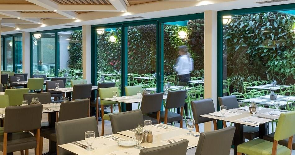 Ресторан Metro Café - Метрополитен Отель Тель Авив