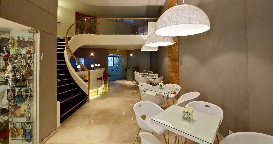 Лобби-Бар -  Метрополитен Отель Тель Авив